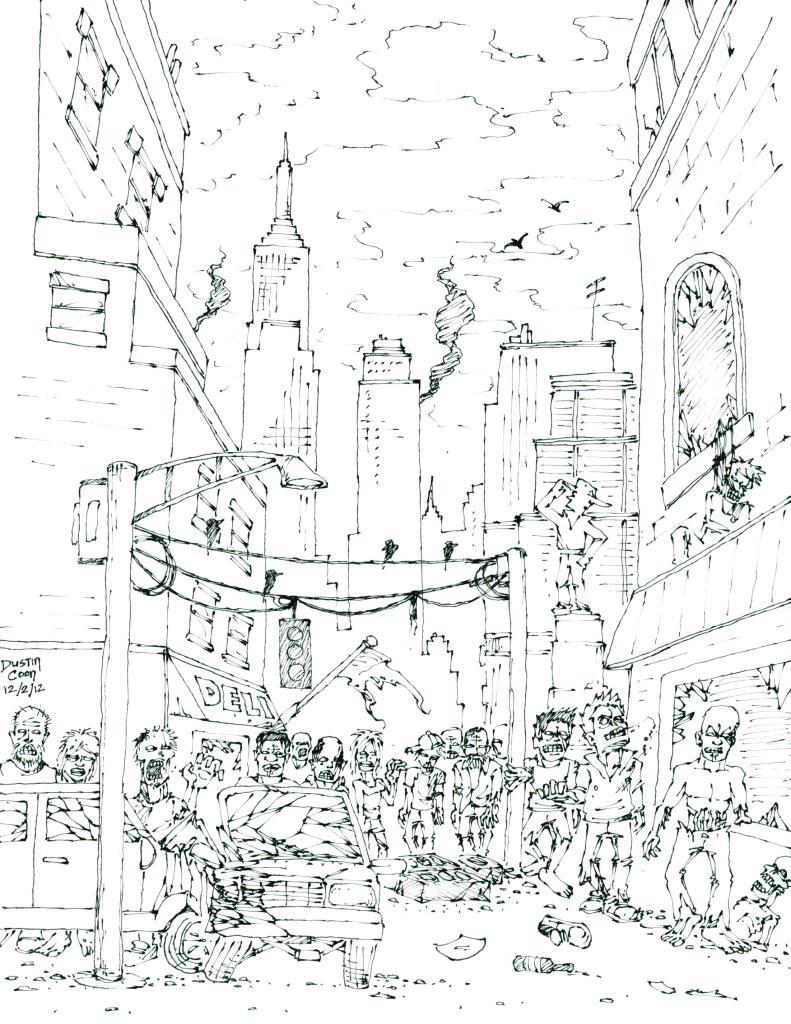 zombie-city