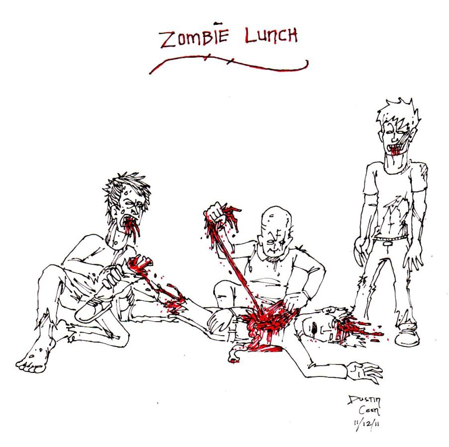 zombie-lunch