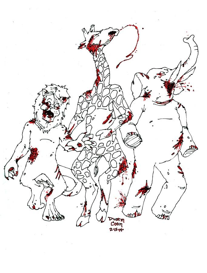 zombie-zoo